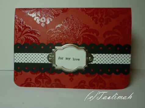 Valentine for my love 2