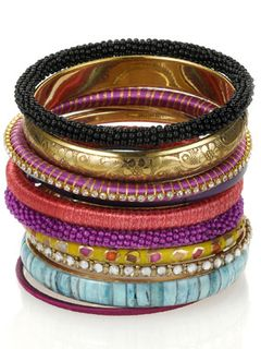 Maldives mix bangles
