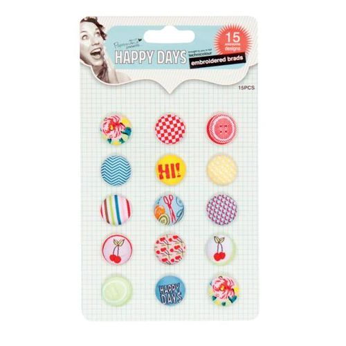 Papermania-embroidered-brads-15pcs-happy-days-3035712-0-1339165836000